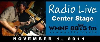 WMNF Radio Interview Graphic