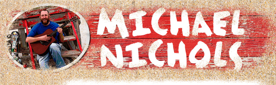 Michael Nichols Music Logo and Header
